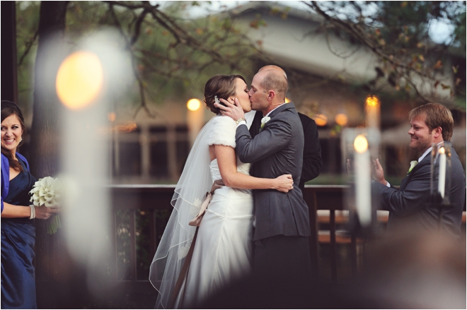 Classic Sunset Lakeside Wedding by Kreative Angle Photography