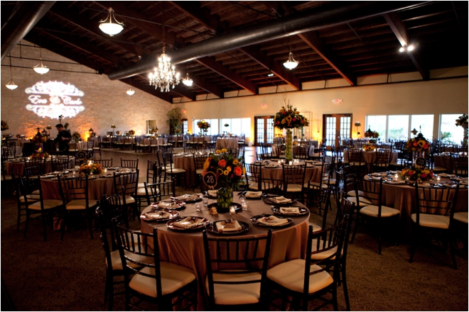 Texture Filled Fall Wedding at Houston's Briscoe Manor