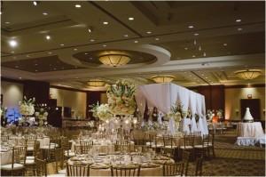 Modern Oasis Wedding Venue: Omni Houston Hotel