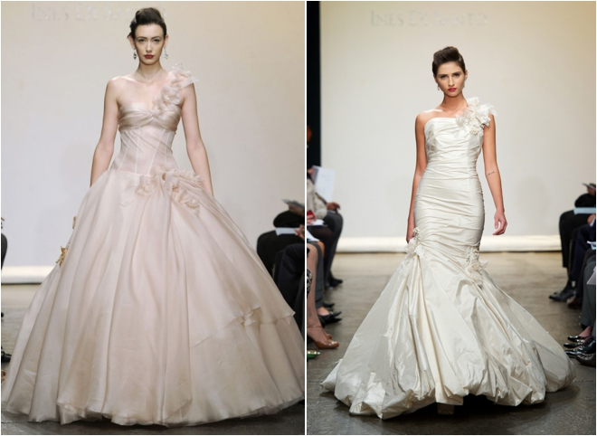 Ines Di Santo Trunk Show at Belle Mariee Bridal Friday and Saturday