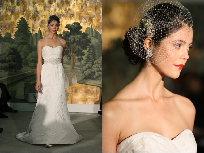 Timeless Elegance: Anne Barge Spring 2014 Collection