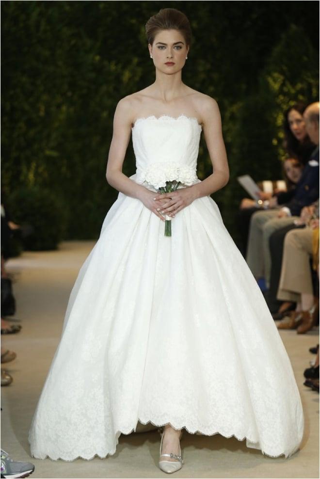 Regal, Refined, Reimagined: Carolina Herrera Spring 2014 Bridal