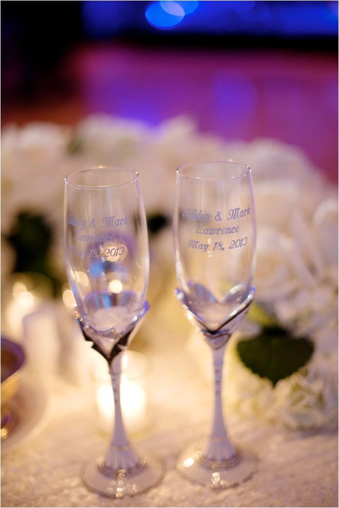 Elegant Ivory and Black Petroleum Club Wedding