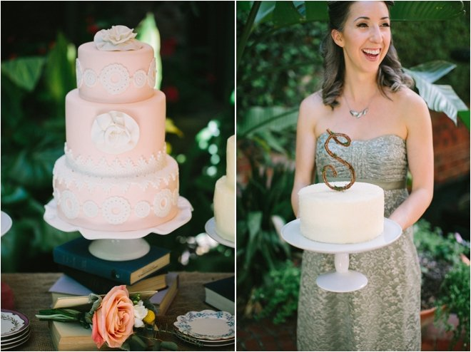 Brennan's Garden Party Styled Wedding/Vow Renewal Shoot by Awake Photography