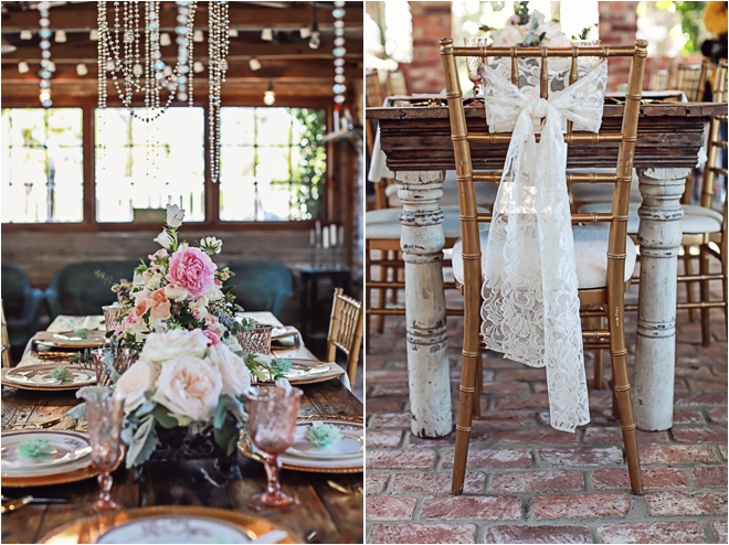 The Silhouette Studio's Sarah Williams' Beautiful East Texas Vow Renewal