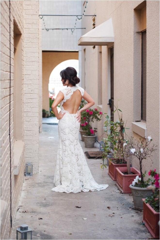 Vintage-Elegant Houston Wedding by Motley Melange Photography
