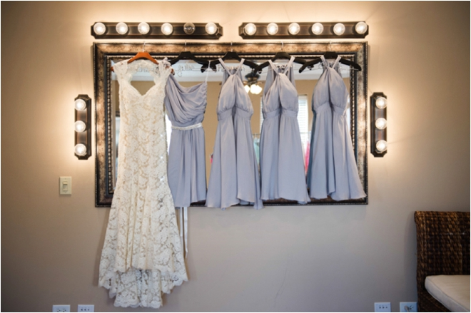 Vintage-Elegant Houston Wedding By Motley Melange