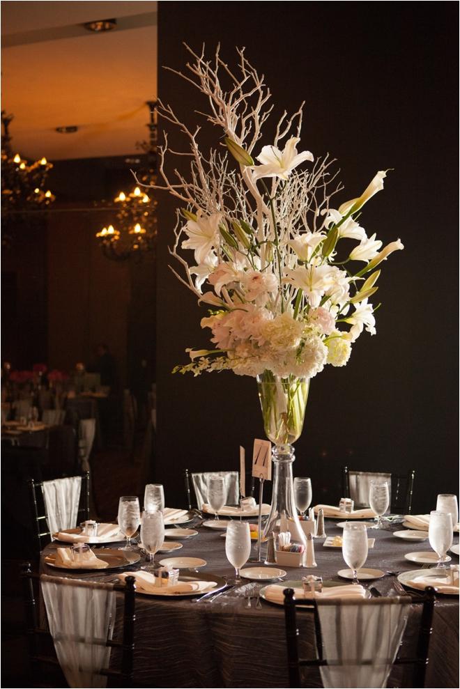 Modern Silver and Fuchsia Persian-Lebanese-American Wedding from Weddings by Alefiya