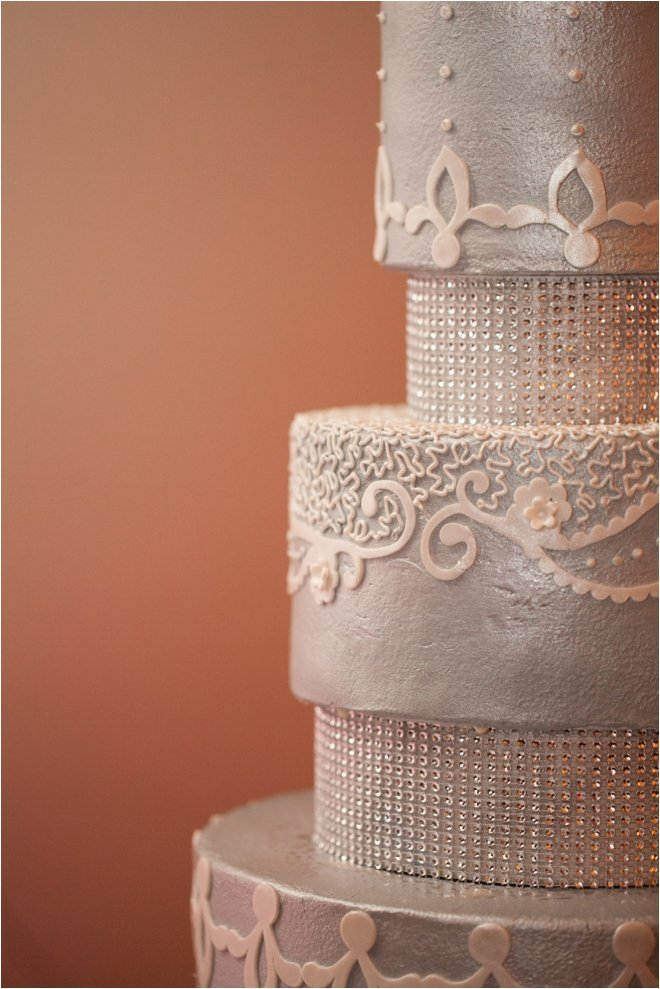 Modern Silver and Fuchsia Persian-Lebanese-American Wedding from Weddings by Alefiya