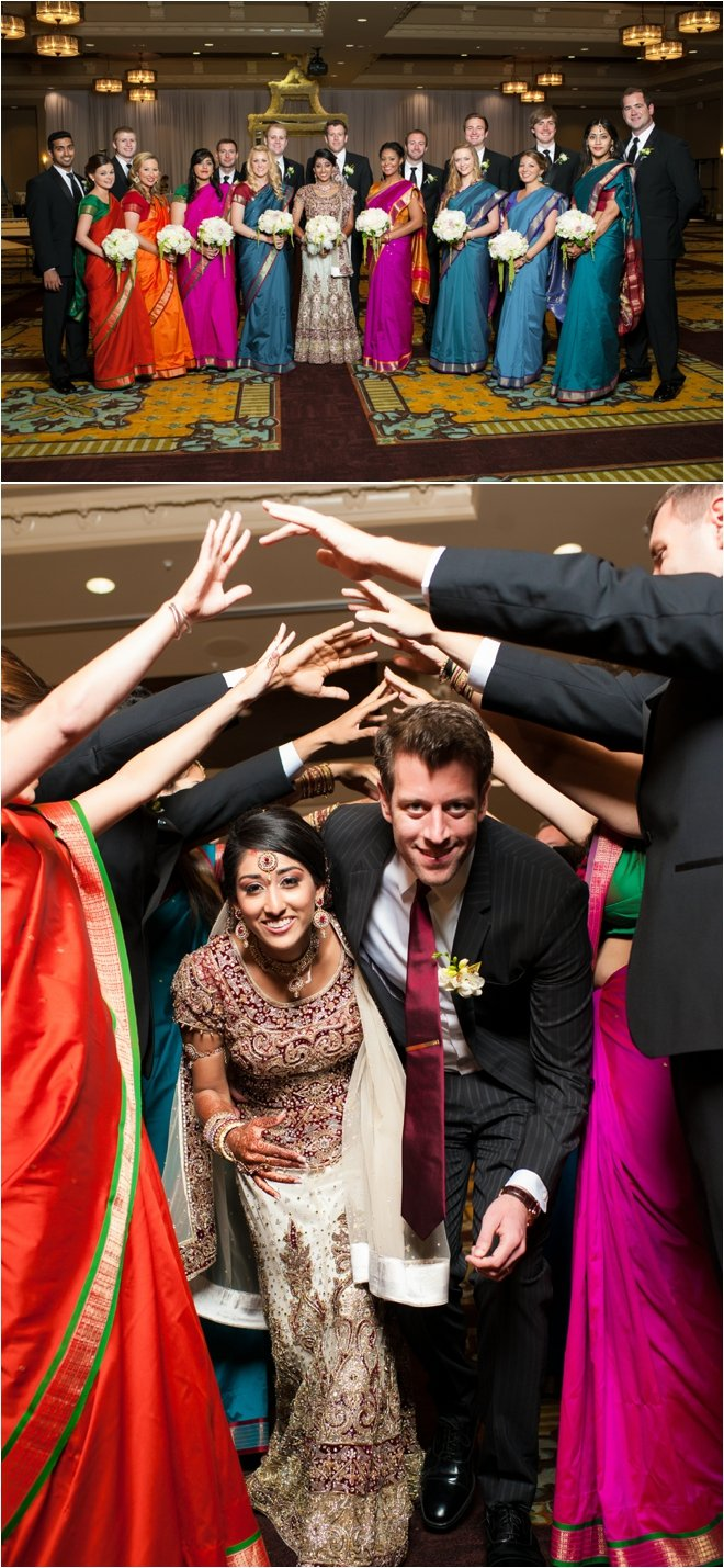 Fun, Festive, Fabulous Indian-American Wedding