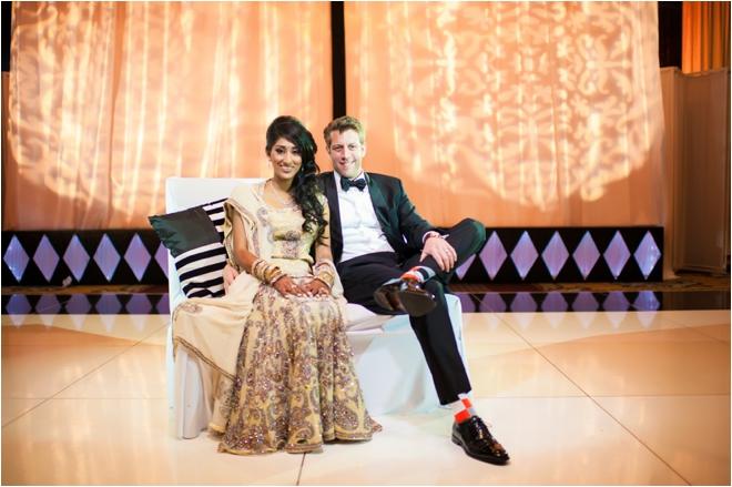Fun, Festive, Fabulous Indian-American Wedding