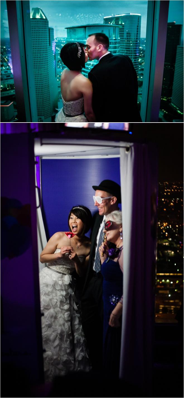 Intimate Petroleum Club Wedding by Steve Lee Weddings