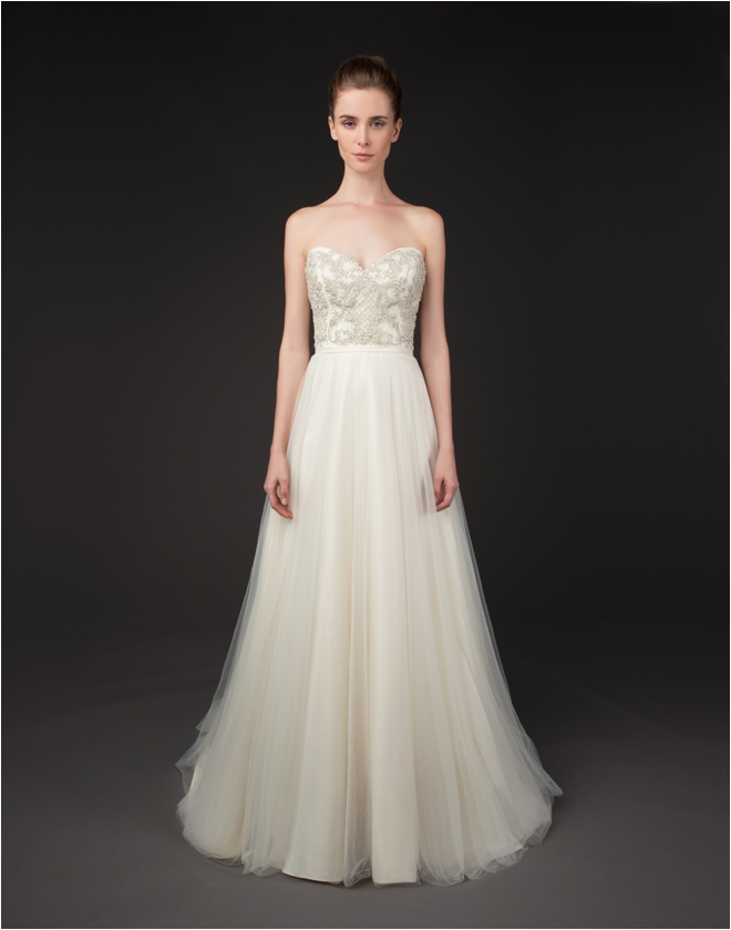 Winnie couture 2014 bridal collection and black friday for Wedding dress sample sale houston