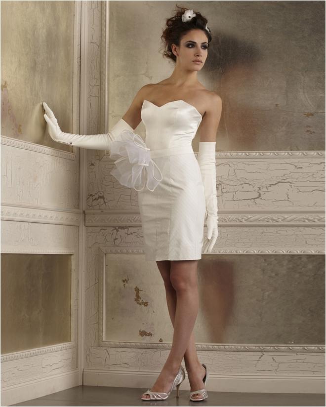Leather Corset Wedding Dress