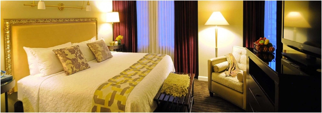 Holiday Giveaway: Weekend Getaway for 2 at the Magnolia Hotel Houston