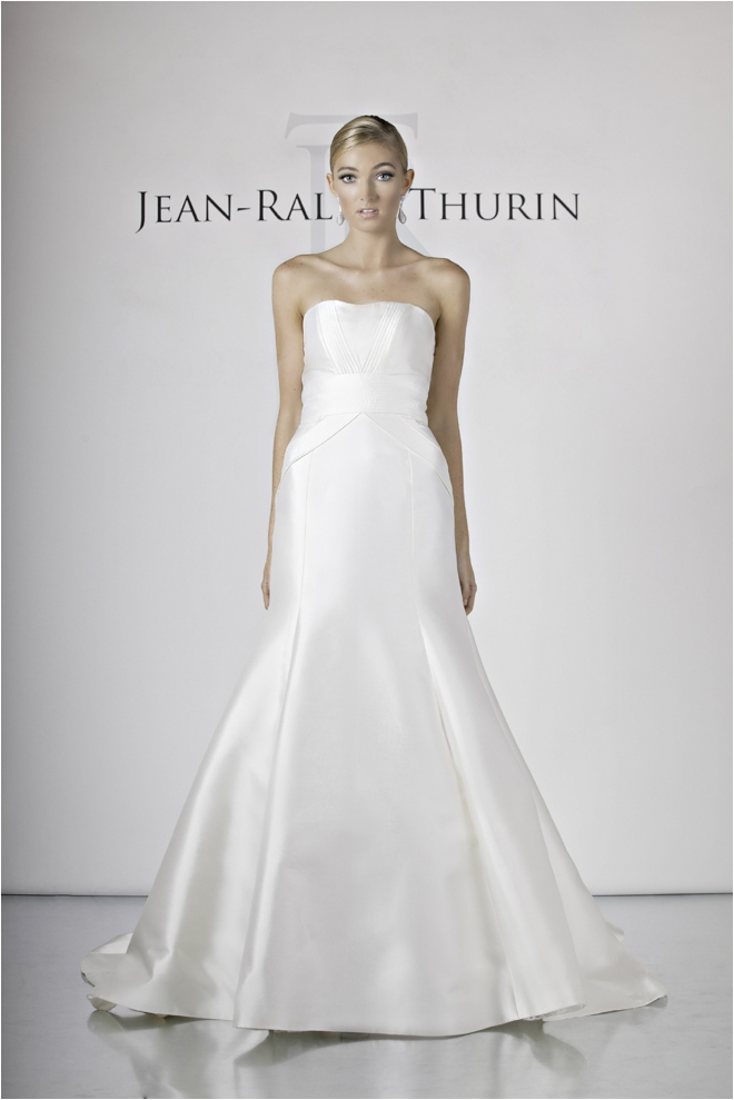 Jean ralph thurin 2014 bridal collection houston wedding for Wedding dress alterations houston
