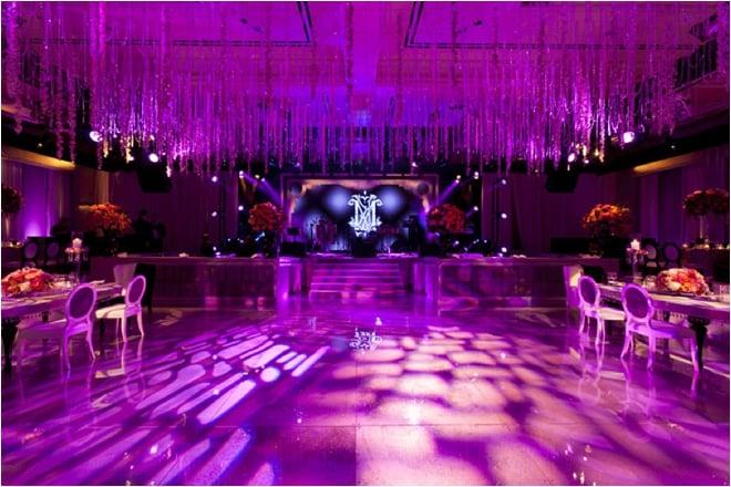 Houston-Wedding-Design-Pink-Purple