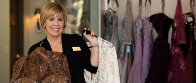 T. Carolyn Fashions' Terrie Martin on How Chinese New Year Affects MOB & MOG Dress Shopping