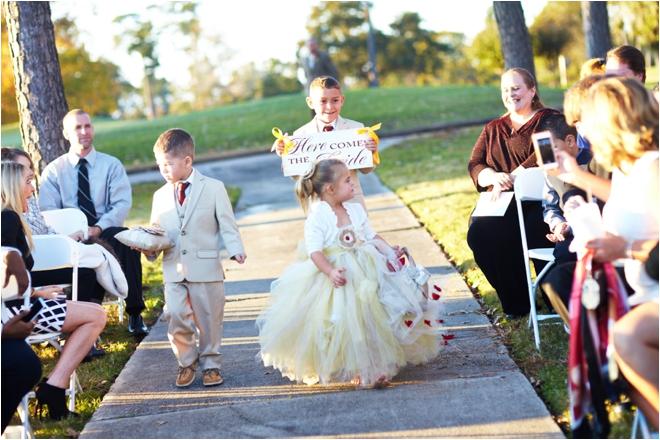 Rustic-Elegant DIY Winter Wedding by Civic Photos