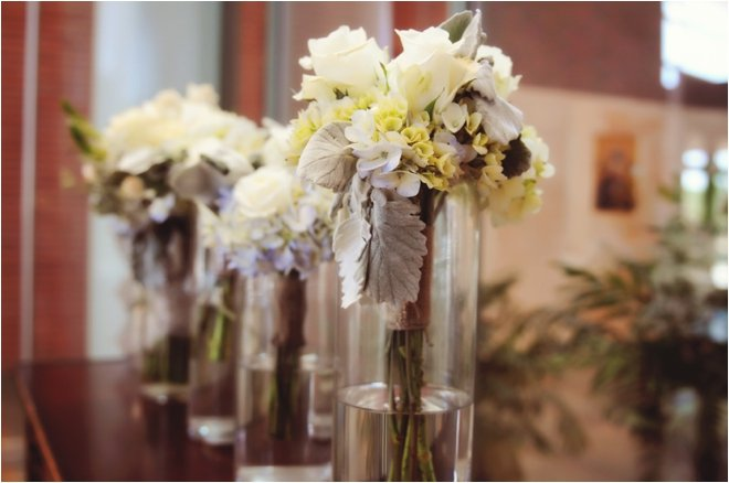 Vintage Blue, Cream and Silver Houston Wedding by Ethan Avery Photography