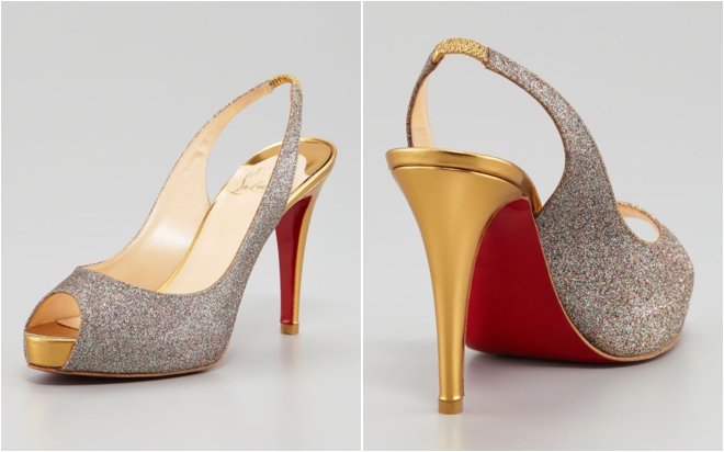 Christian Louboutin Giveaway Bride
