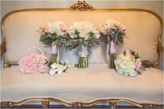 Beautiful Blush and Ivory Madera Estates Wedding by Ama Photography & Cinema