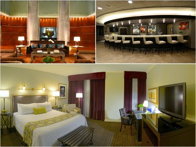 Magnolia hotel houston luxury romance package giveaway for Hotel luxury houston