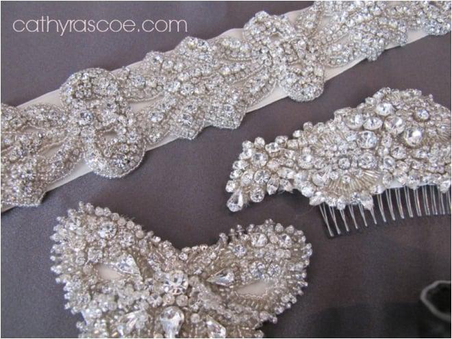 Cathy Rascoe Custom Bridal Headpiece Giveaway Ends 9pm Friday!