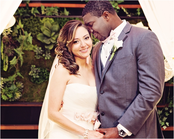 Blush, White & Silver Wedding at Sam Houston Hotel by1 Cinema Productions