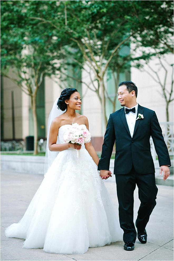 Blush, Gold, and Ivory 1920's Inspired Wedding