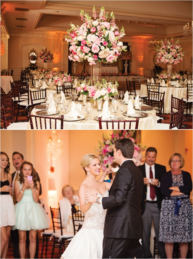 Elegant Pink Wedding by MD Turner Photography - Rachel and Jonathon