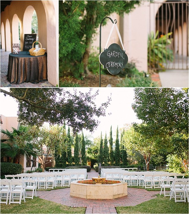 Cream, Champagne, Gold & Bronze Wedding at The Parador by Akil Bennett Photography