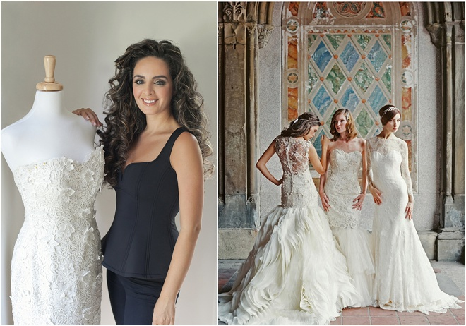 Sareh Nouri Designer Launch and Trunk Show at Mia Bridal Couture