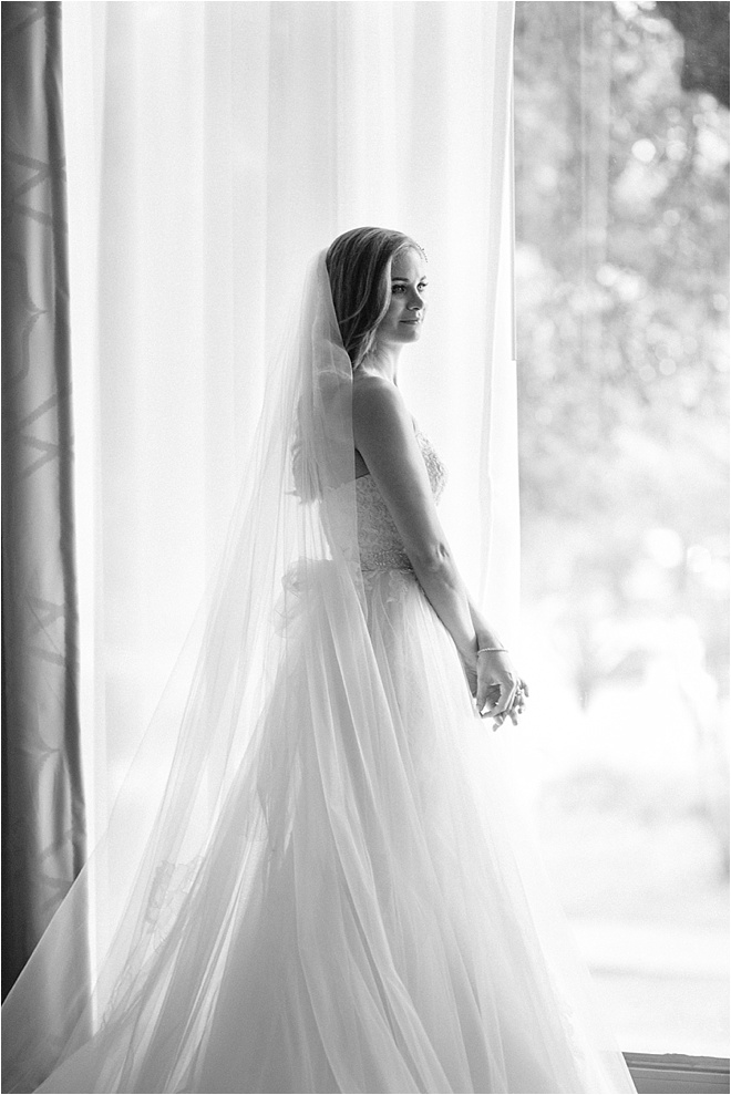 Romantic Hotel ZaZa Spring Wedding by Akil Bennett Photography
