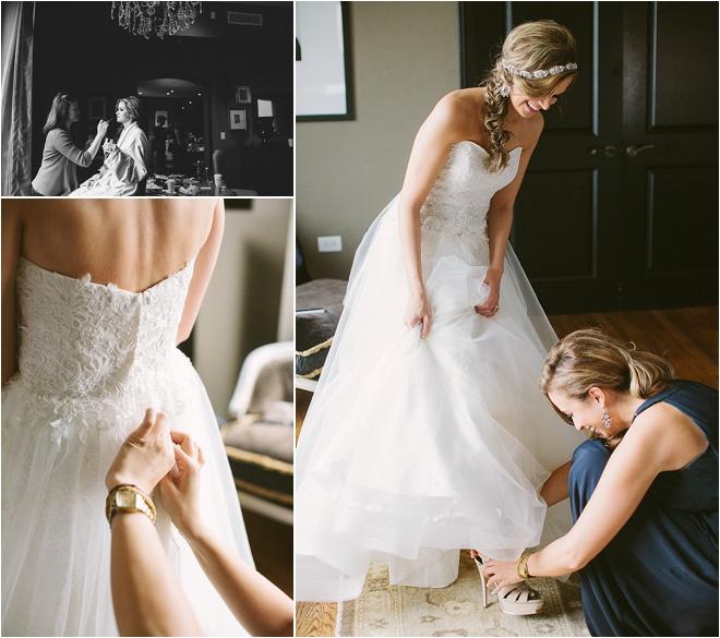 Hotel Zaza Spring Wedding By Akil Bennett Photography