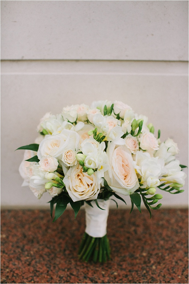 Romantic Hotel ZaZa Spring Wedding by Akil Bennett Photography