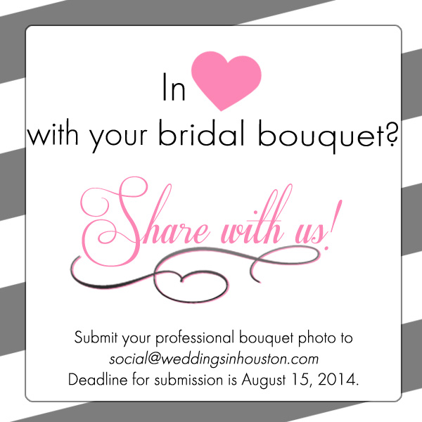 Submit Wedding Bouquet Photo