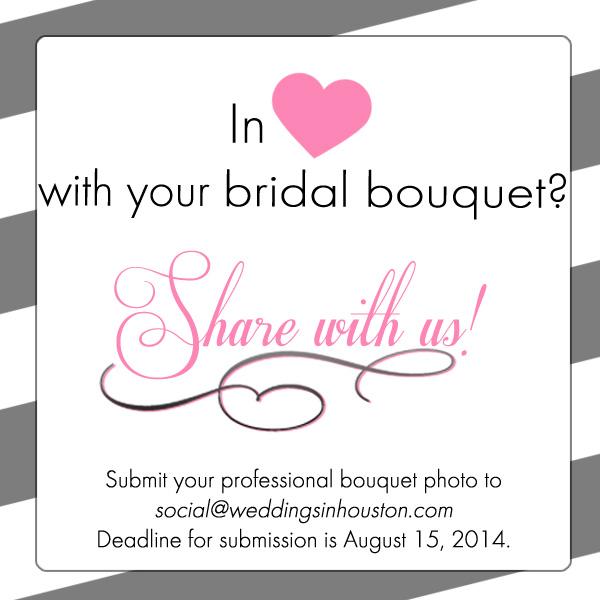 Submit Wedding Bouquet Photo
