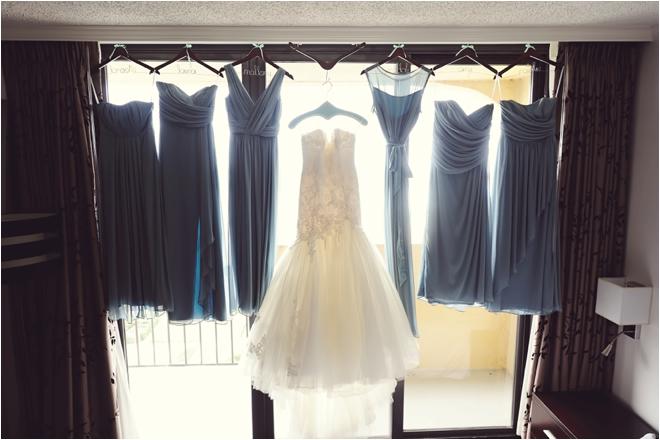 Blush, Mint & Cream Vintage Wedding By Kreative Angle