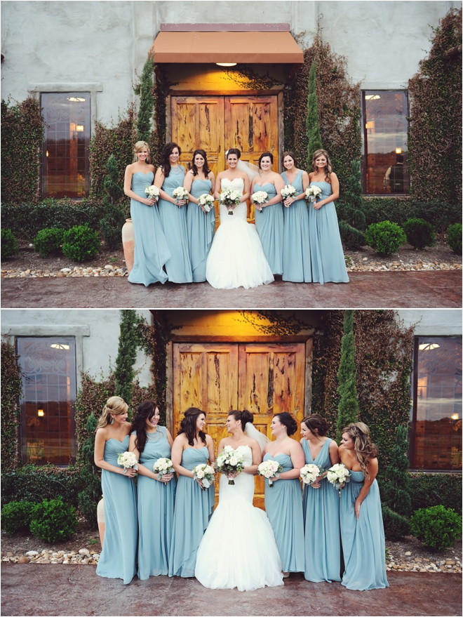 Blush, Mint & Cream Vintage Wedding by Kreative Angle Photography