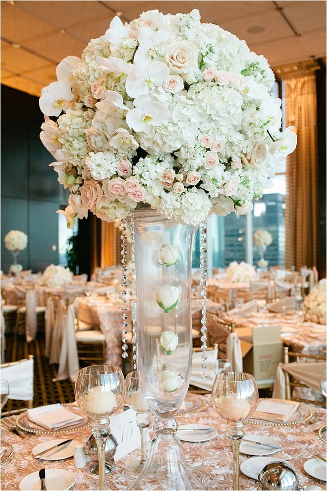 wedding flower centerpieces wedding 171 houston wedding 9484