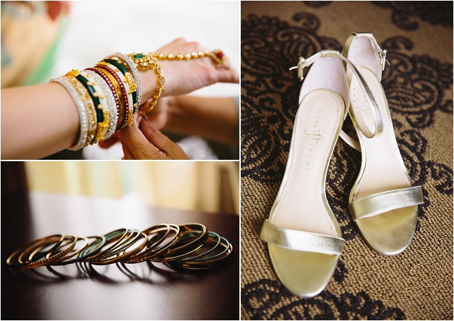 Hindu-American Wedding by Akil Bennett Photography