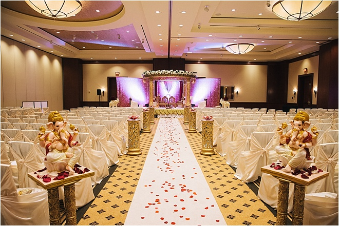 Hindu American Wedding By Akil Bennett Photography