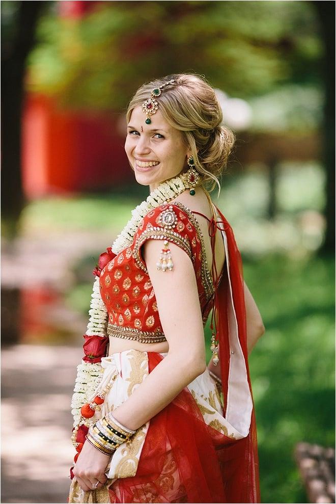 Hindu-American Wedding by Akil Bennett Photography