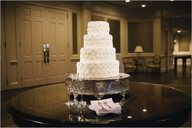an american wedding cake hindu american wedding by akil photography 10747