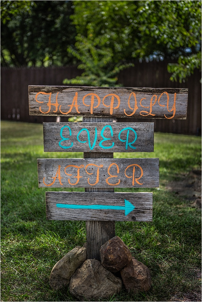 Tangerine & Teal Wedding at Agave Road by FireHeart Photography