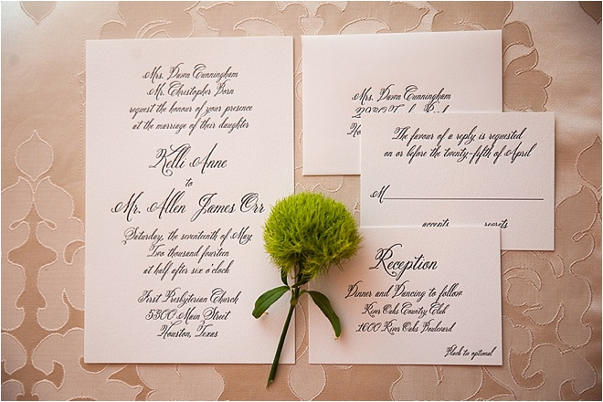 Elegant Blush, White & Green Garden-Theme Wedding