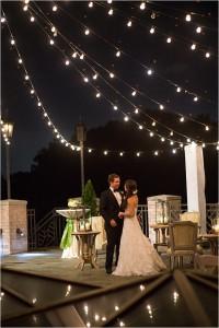 Elegant Blush, White and Green Garden Theme Wedding