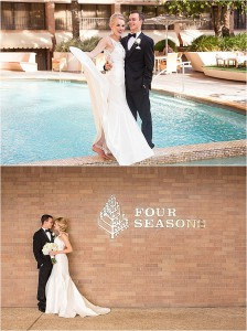 Ballroom Bliss at The Four Seasons Hotel Houston by Akil Bennett Photography
