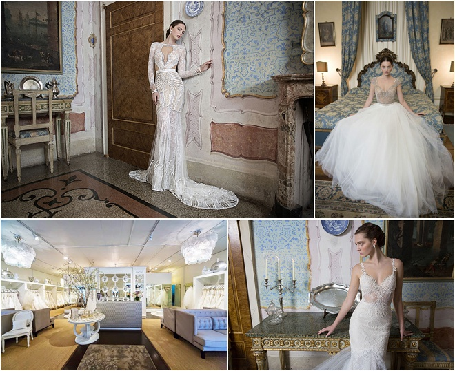 Alon Livne White: Designer Debut & Trunk Show at Mia Bridal Couture